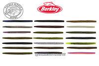 Berkley PowerBait The General Stick Worm 5.25in 8pk - Pick