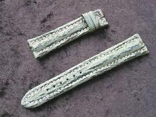 Breitling Tradema Haiband Hai Armband 19/16mm grün 75/115