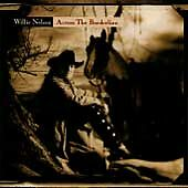 SEALED Willie Nelson - Across the Borderline advance cassette (1993) Columbia