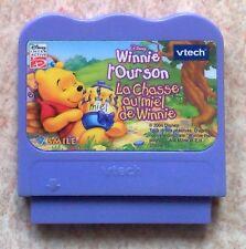 Winnie l'Ourson : La Chasse au miel de Winnie, V.Smile de VTech et Vsmile Pocket