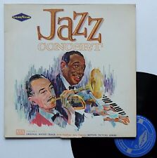 "LP Duke Ellington / Bobby Hackett  ""Goodyear jazz concert vol.1"""