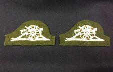 Number 2 Dress Uniform Royal Artillery Gun Badge Royal Artillery Uniform Badge