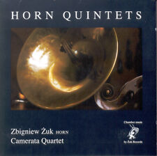 CD HORN QUINTETS   Zbigniew Żuk