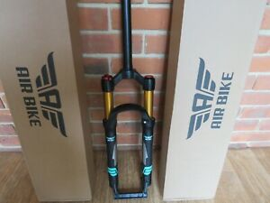 "Air Bike Fork XC32A HLO 26"" Black 120mm suspension mountain bike fork & Rebound"
