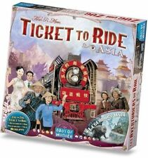 Ticket to Ride Asia Map Collection Days of Wonder Dow720113