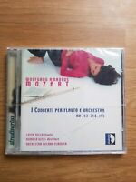 Mozart : Luisa Sello I Concerti Per Flauto E Orchestra New CD (Fast & Free Post)