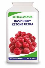 Raspberry Ketone 100% Natural 1 Month+ Supply Pure Fat Burner Dieting Pills
