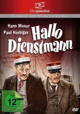 Hallo Dienstmann (1952) - mit Hans Moser & Paul Hörbiger - Filmjuwelen [DVD]