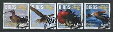 NEW ZEALAND 2017 TOKELAU BIRDS FINE USED
