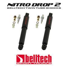 "1963-1972 Chevy/GMC C10 Nitro Drop 2 Front Shocks 1"" - 5"" Drop (Pair) Belltech"