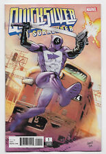 Quicksilver No Surrender #1 Marvel Comics 2018 Greg Land Deadpool Variant Cover