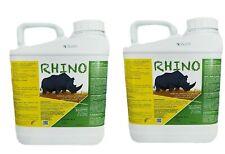 Nouvelle annonce Désherbant Glyphosat RHINOCEROS 2x5L sel d'isopropylamine 36%p/v 360g/l ENVOI24H