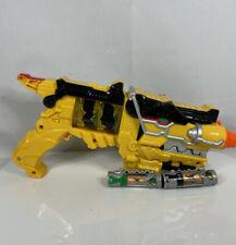 Power Rangers Deluxe Dino Morpher Set - Revolver/Gun Morpher + 2 Dino Chargers