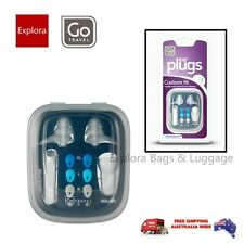 GO TRAVEL CUSTOM FIT EAR PLUGS GREATER NOISE REDUCTION FOR SLEEPING 430