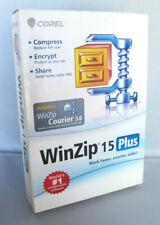 Corel WinZip 15 Plus WZ15STDPLENMBC PC Software