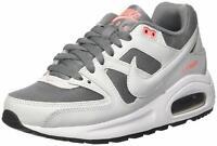 Nike Air Max Command Flex (GS), Scarpe da Ginnastica Basse Bambino - NI844349...