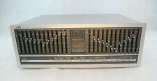 Vintage Rare JVC SEA-70 2x12 Band Stereo Graphic Equalizer EQ Mixer Hi-Fi