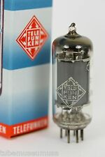 TELEFUNKEN DIAMOND WEST GERMANY LOW-NOISE 6AU6 EF94 Tube for Sony C37A Altec 21