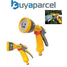 Hozelock Multispray Multi Spray Hose Gun Sprayer 2676 5 Spray Pattern Metal Rose