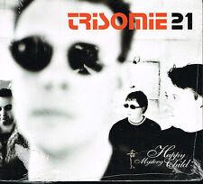 CD Album: Trisomie 21: happy mystery child. le maquis. B2