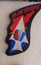 E. U. Ejército Parche 2nd Infantry Division Im Jin Scouts Parche, 604ms-27.4ms
