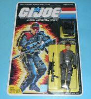 1986 GI Joe Low Light Figure Complete Sealed MOC *CUSTOM* Full Card Back *READ