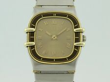 Omega Constellation Quartz Steel and 18 Gold Lady 1450