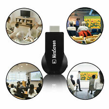1080P Wireless Mirascreen WiFi Display TV Dongle Receiver Media Airplay Miracast