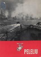 WW II USMC Marine Corps Invasion of Peleliu Island 1944 History Book