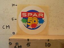 STICKER,DECAL SPAR 50