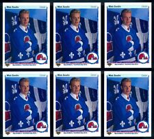 1990 UPPER DECK UD #365 Mats Sundin LOT of 6 NM-MINT ROOKIE Cards HI GRADE RC