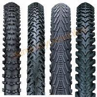 "Pair Nutrak 26"" Mountain Bike MTB TYRES & TUBES / Chunky / Semi Slick / Knobbly"