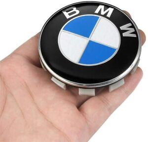 BMW Wheel Center Caps (4pcs)
