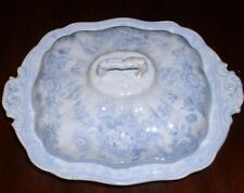 Antique Asiatic Pheasants Covered Dish Wedgwood