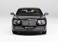 Bentley flying spur w12 2013 damson purple kyosho 1:18