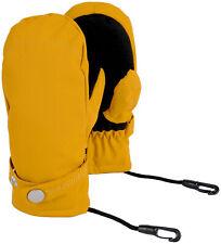 Didriksons Handschuh  Fisken Kid's Mittens  gelb winddicht wasserdicht Unifarben
