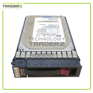 AG556A HP 146GB 15K Fiber Channel DP Hard Drive AG556-64201 404395-002 *Pulled*