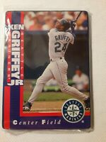 1998 Metal Impressions KEN GRIFFEY JR. #7 Seattle Mariners