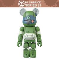 Medicom Be@rbrick Bearbrick Series 35 SF Armored Trooper Votoms Scope Dog
