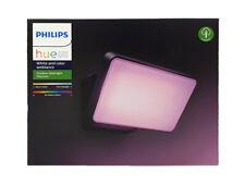 Philips Hue White LED Flutlich - Schwarz (1743530P7)