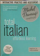Total Italian Foundation Course: Learn Italian with the Michel Thomas Method by Michel Thomas (CD-Audio, 2014)