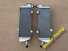 L/R Aluminum radiator KTM EXC/EXC-F 350/450/530 2008-2015 EXC-F 250 2012-2015