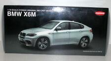Artículos de automodelismo y aeromodelismo Kyosho color principal plata BMW