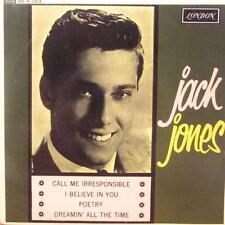 "Jack Jones(7"" Vinyl P/S 1st Issue)Jack Jones-London-RE R 1374-UK-VG+/VG+"
