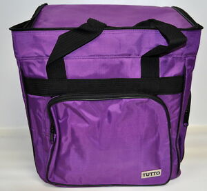 Tutto Serger and Sewing Accessory Bag Purple