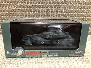 Dragon Armor 1:72 M1A1HA Abrams w/Mine Plough, Bosnia 1996, No. 60017