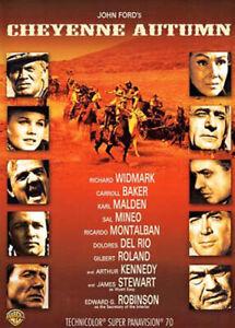 Cheyenne Autumn DVD NEW