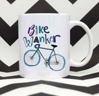 Bike Wanker Road Biker Mug For Cyclist Coffee Mug Mug For Him Mug For A Dad Mug
