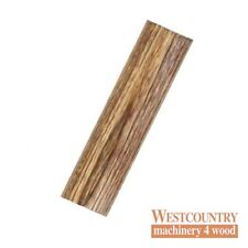 Charnwood Coloured Wood Pen Blank 20mm x 20mm x 130mm Brown