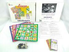Colorforms Lingo UNICEF Language Learning Game